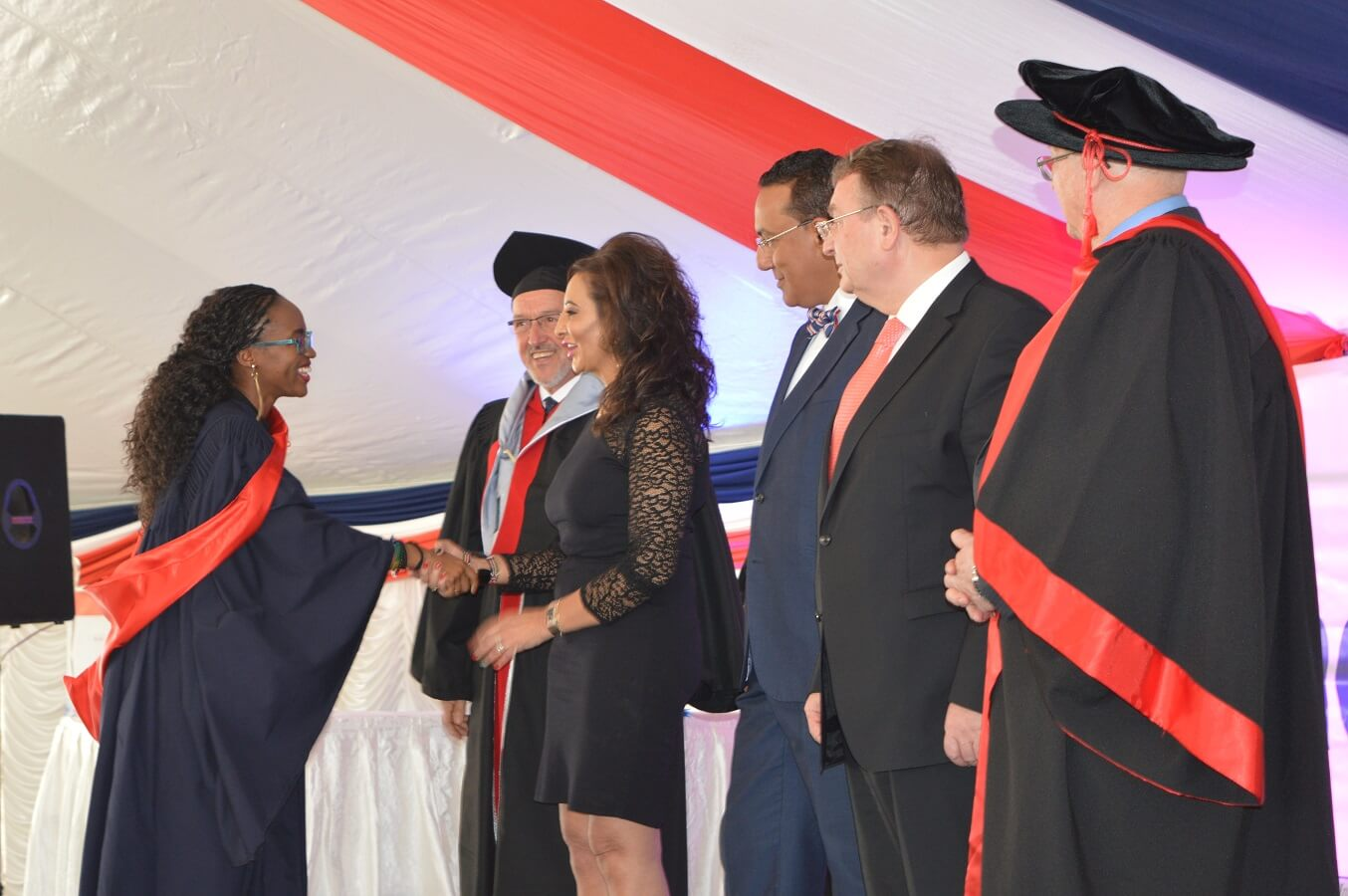 BIHC First Graduation Ceremony
