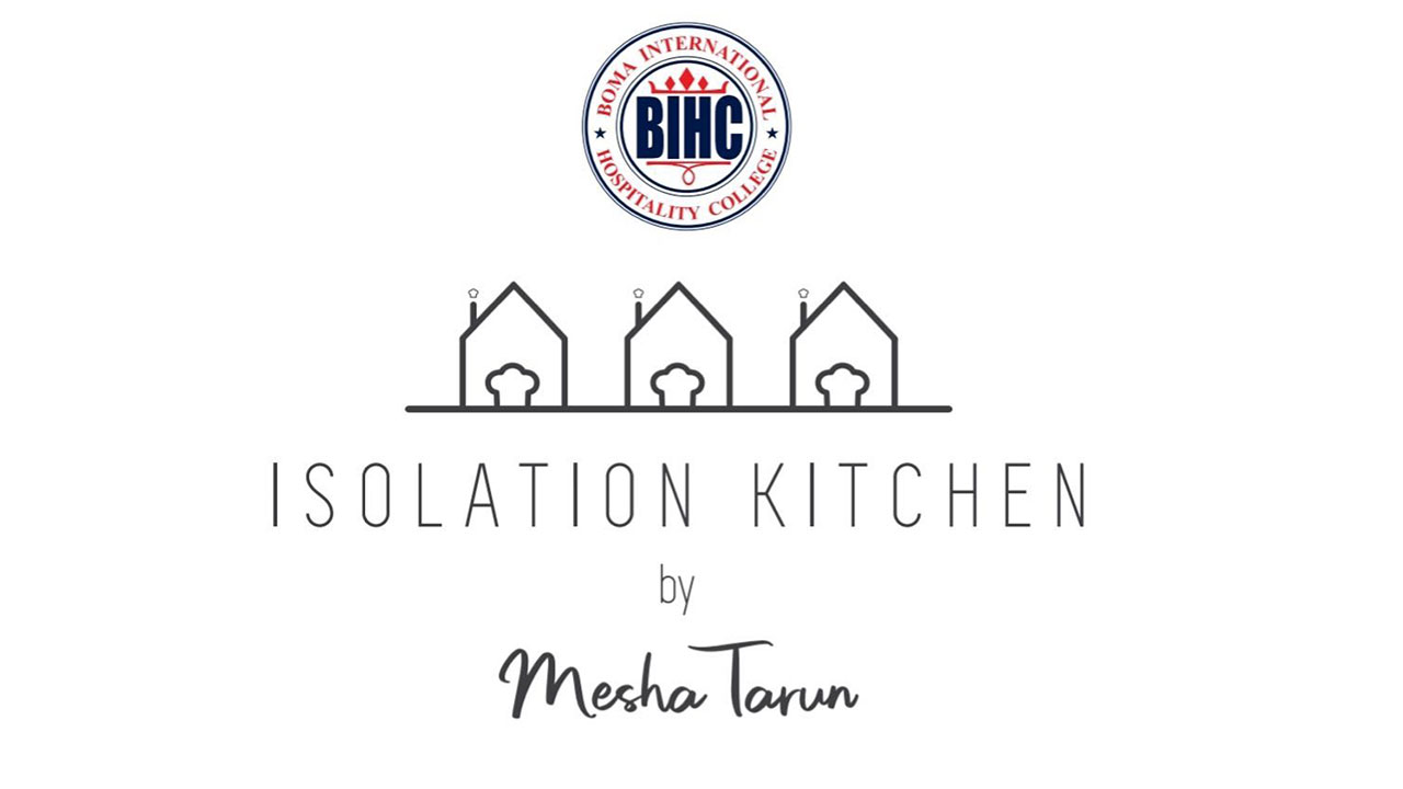 Isolation Kitchen by Mesha Tarun