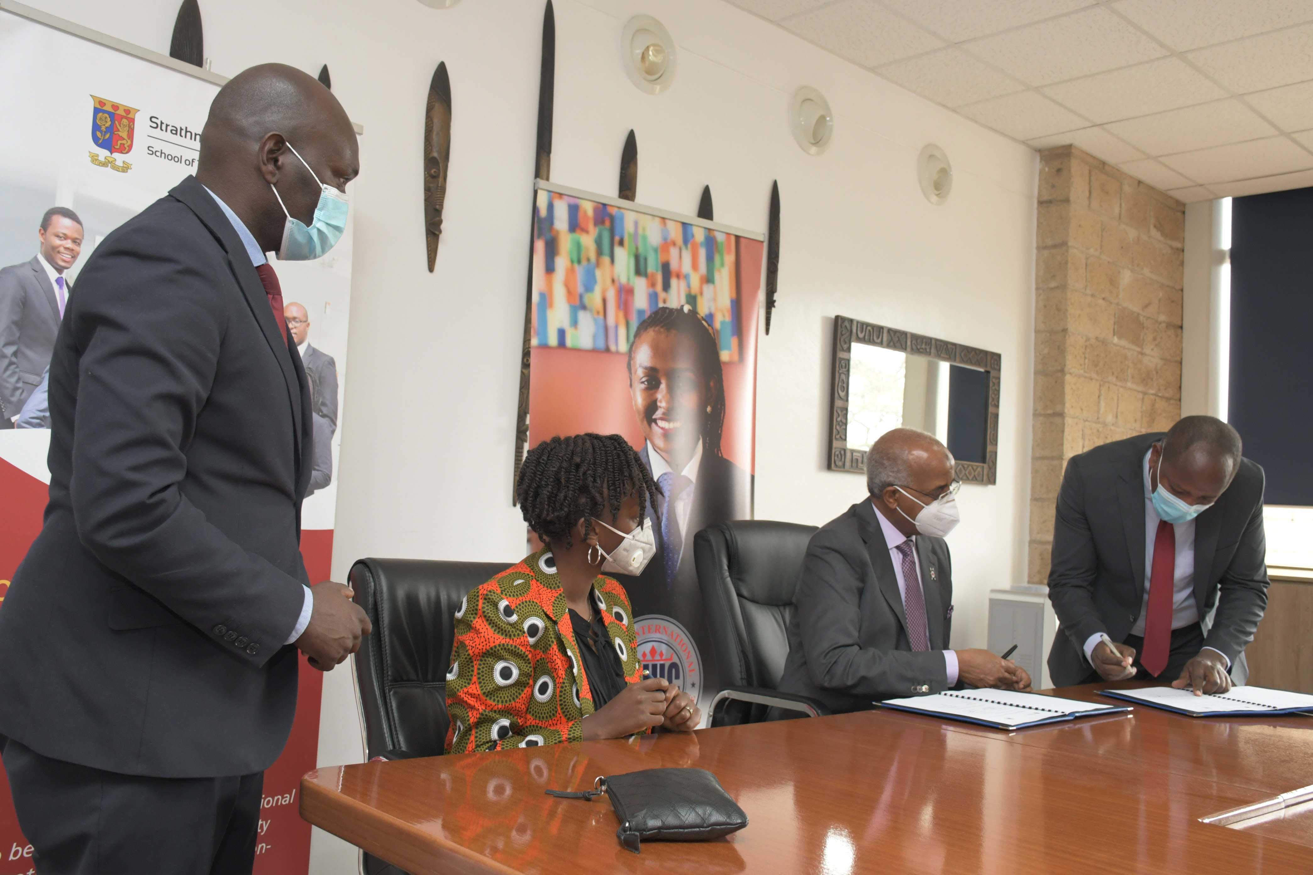 BIHC Partners with Strathmore University
